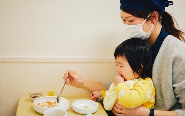 0歳児給食